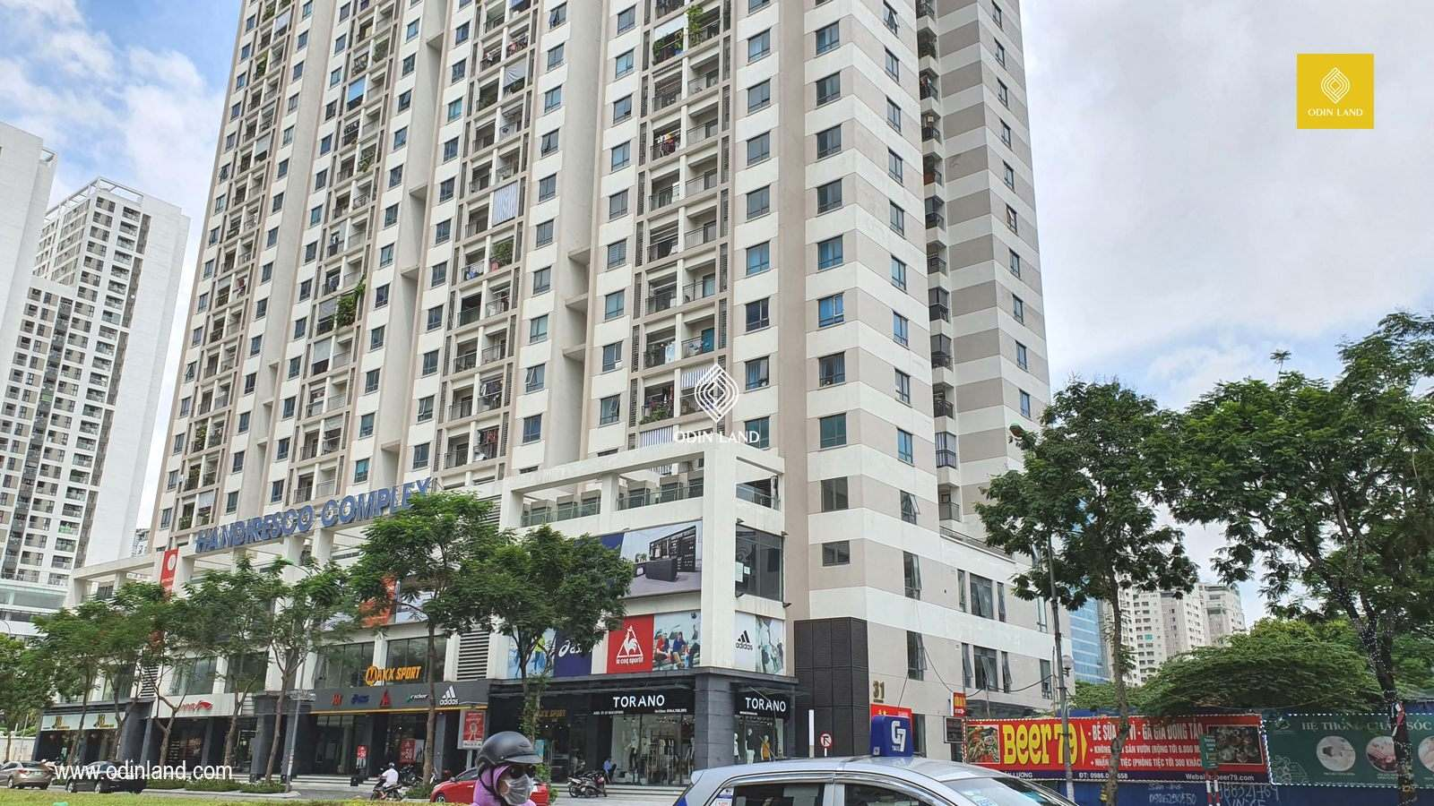 Mat Bang Cho Thue Toa Nha Handi Resco Complex (4)