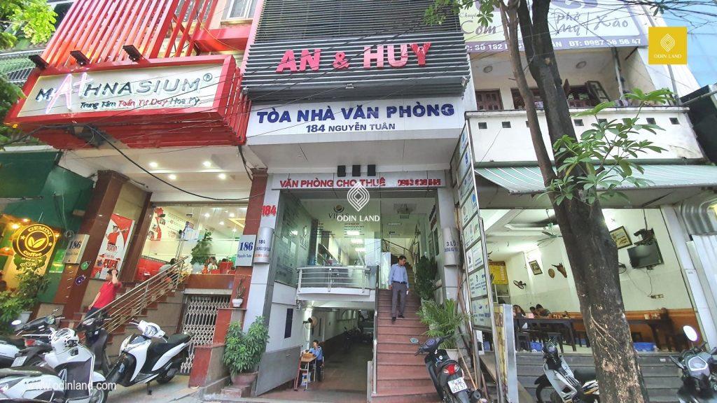 Van Phong Cho Thue Toa Nha An&huy