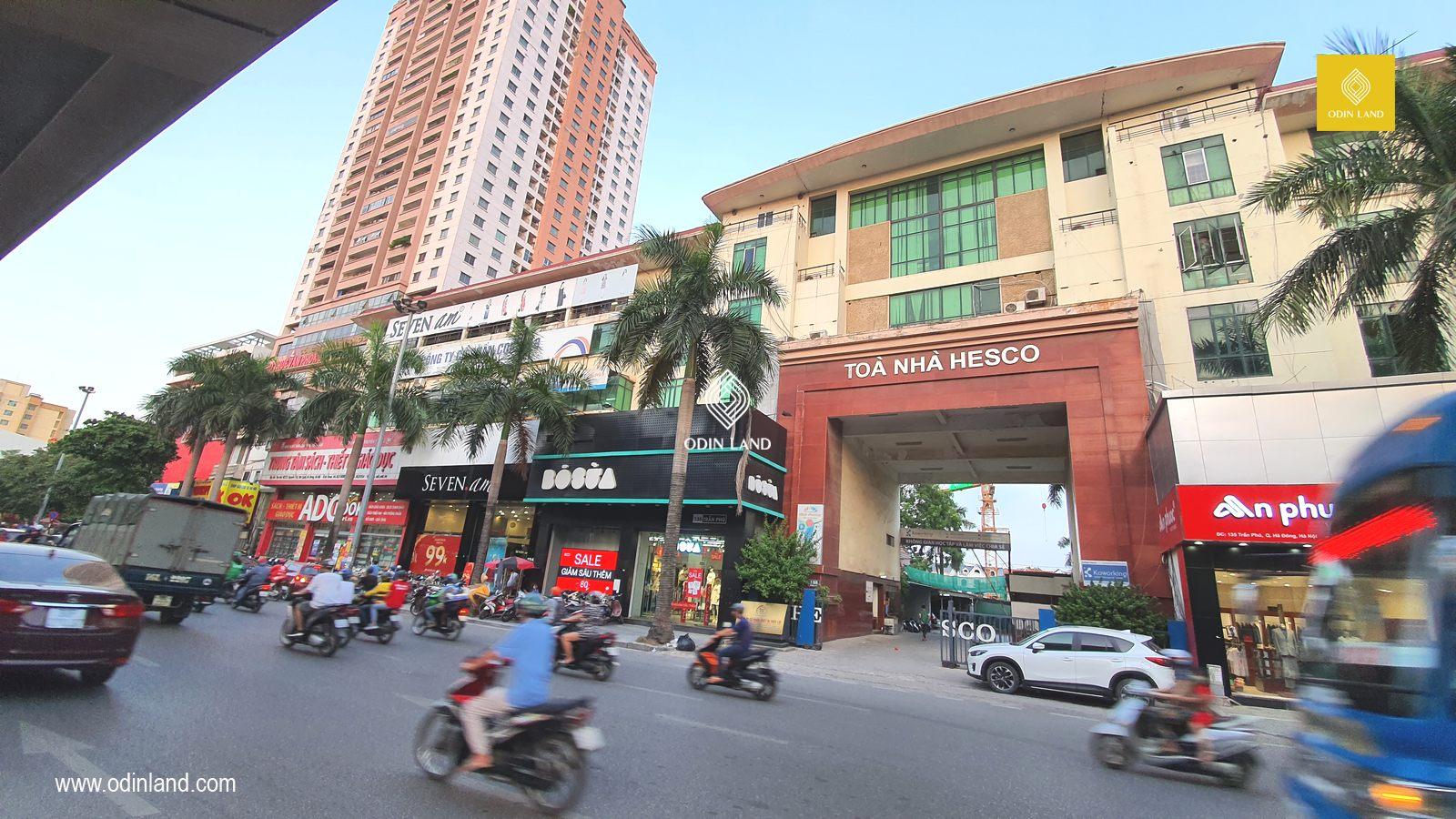 Van Phong Cho Thue Toa Nha Hesco Tower 5