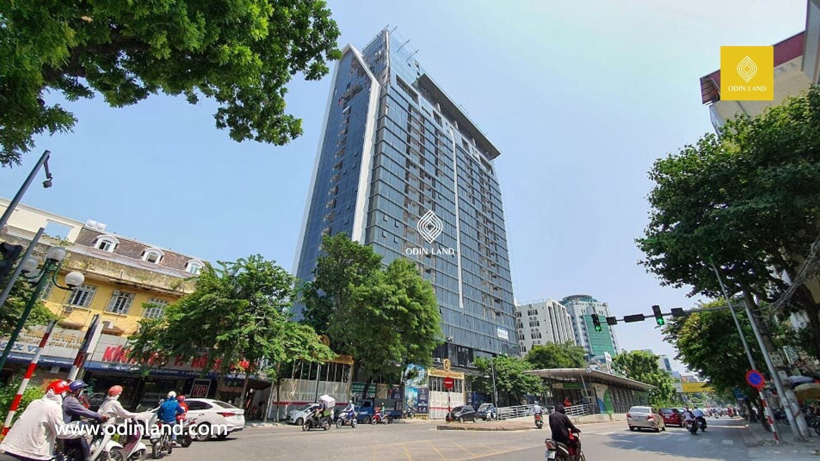 Văn Phòng Cho Thuê Tòa Nhà Grandeur Palace (5)