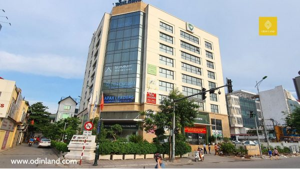 Văn Phòng Cho Thuê Tòa Nhà Ptp Tower (1)