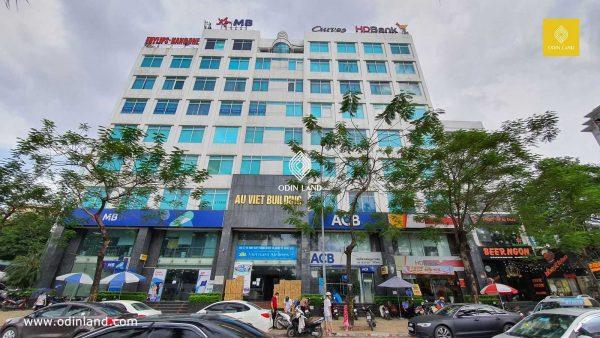 Van Phong Cho Thue Toa Nha Au Viet Building (2)