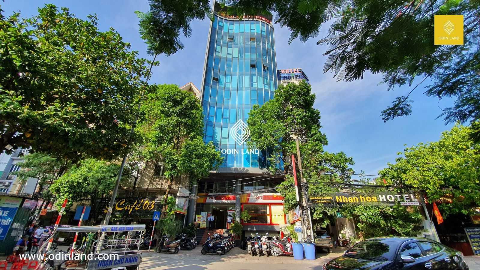 Van Phong Cho Thue Toa Nha Nam Anh Building (3)