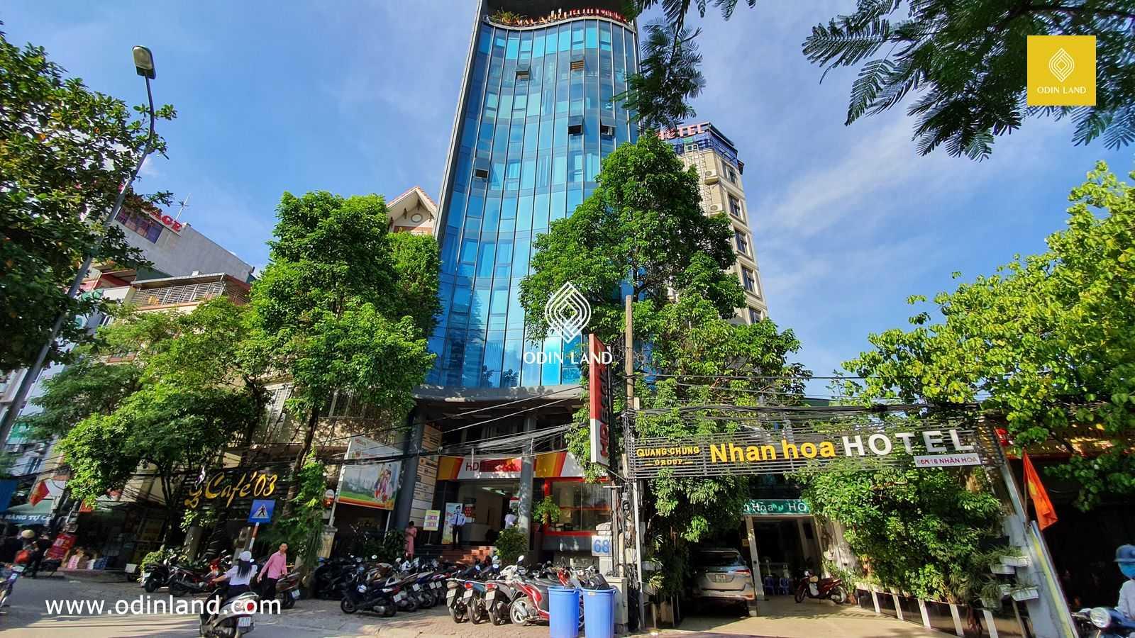 Van Phong Cho Thue Toa Nha Nam Anh Building (4)