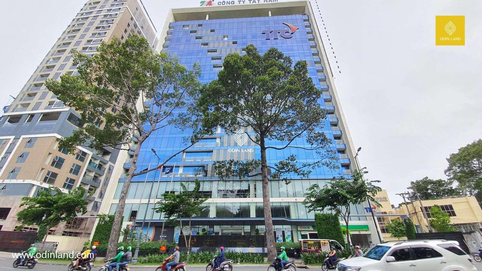 Van Phong Cho Thue Toa Nha TTC Building