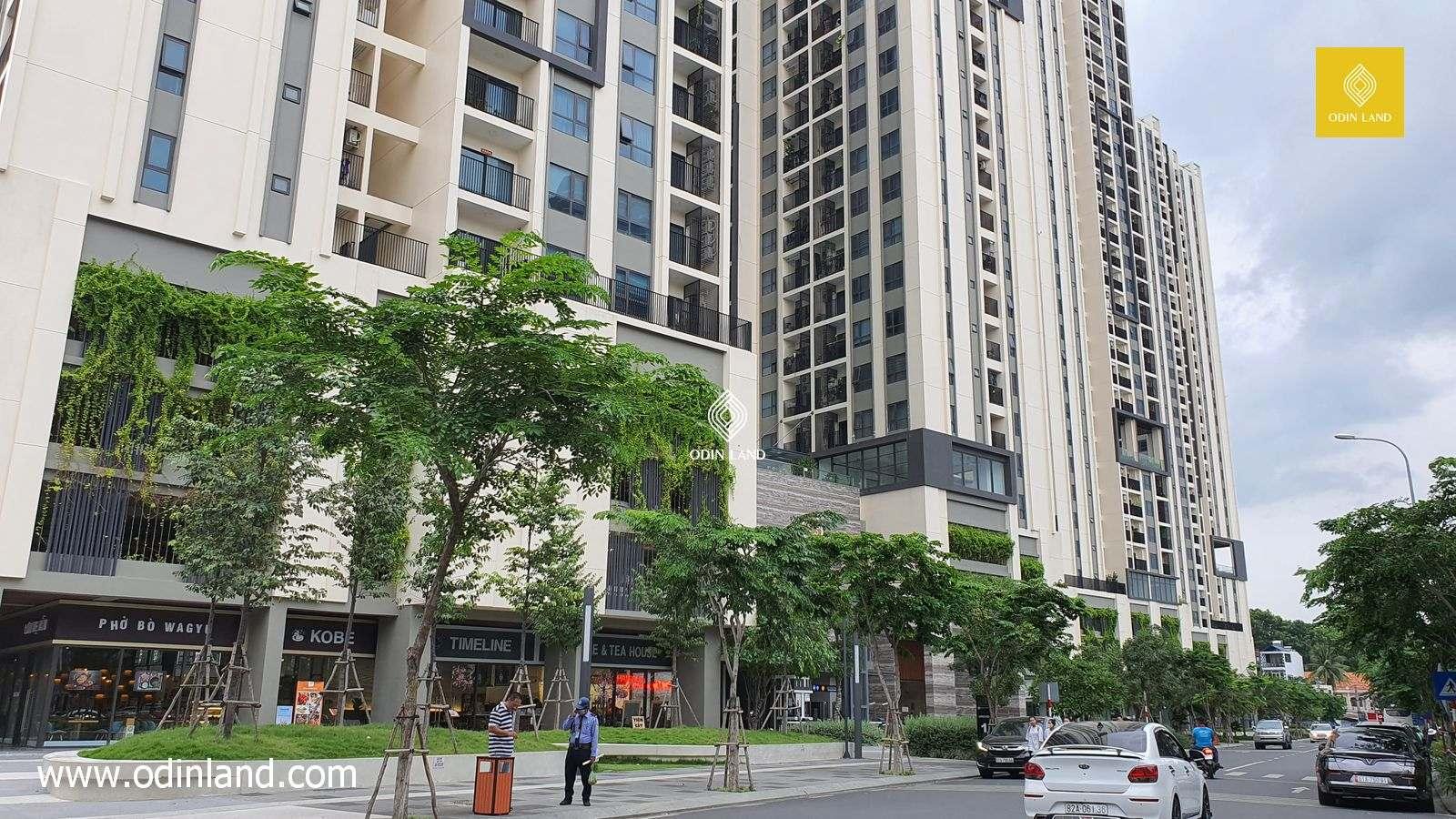 Văn phòng cho thuê tòa Hà Đô Centrosa Garden