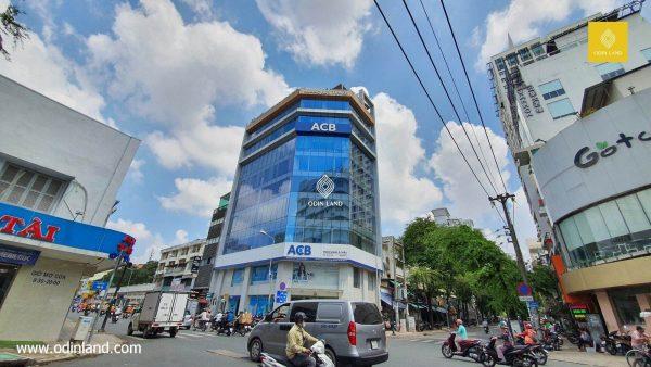 Văn phòng cho thuê tòa nhà Hoàng Huy Tower