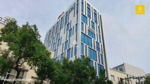 Văn phòng cho thuê tòa nhà Sonata Building