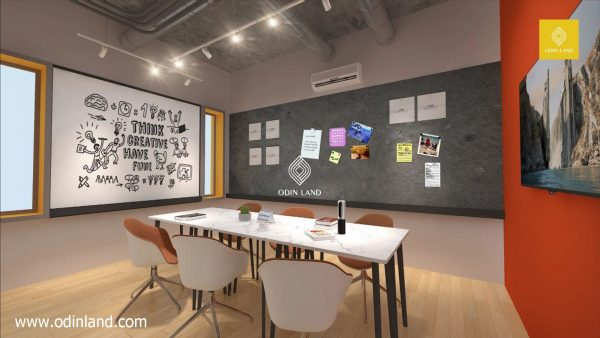 Van Phong Chia Se Xom Space Coworking 2