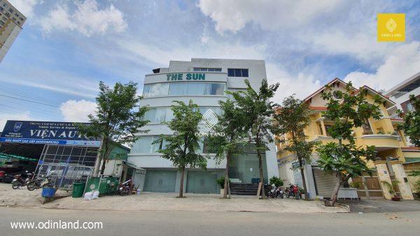 Van Phong Cho Thue Toa Nha The Sun Building 1