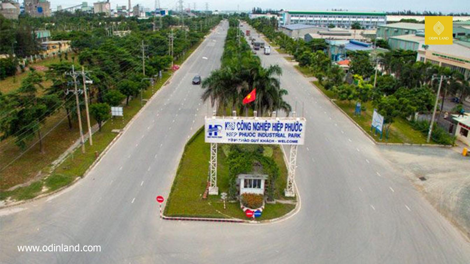 Cho Thue Khu Cong Nghiep Hiep Phuoc (1)