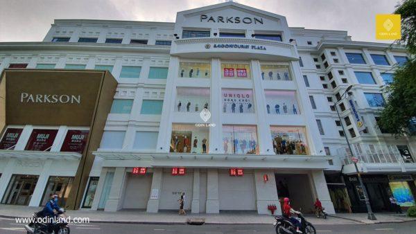 Cho Thue Trung Tam Thuong Mai Saigon Parkson Tourist Plaza (3)