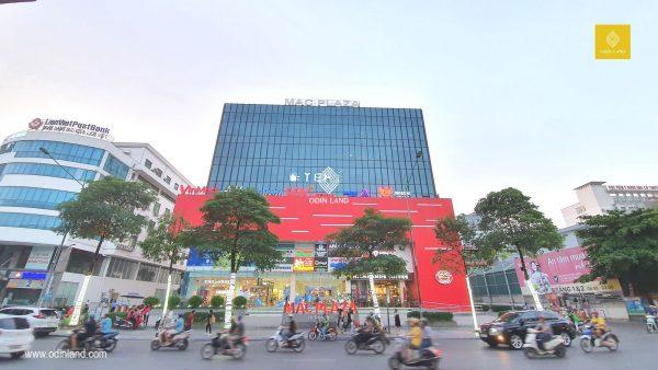 Mat Bang Cho Thue Trung Tam Thuong Mai Mac Plaza