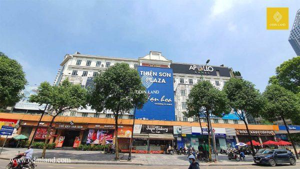 Mat Bang Cho Thue Trung Tam Thuong Mai Thien Son Plaza 9