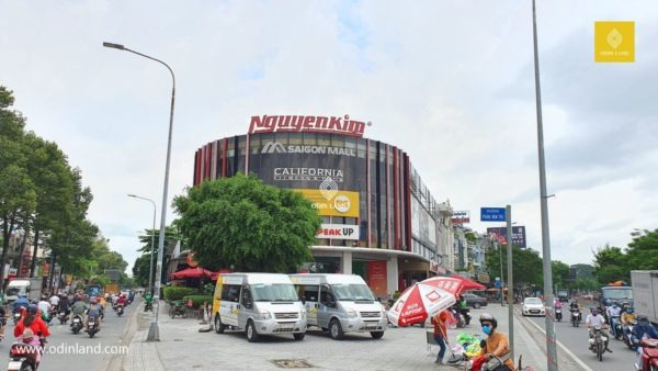 Trung Tam Thuong Mai Saigon Mall Go Vap 2