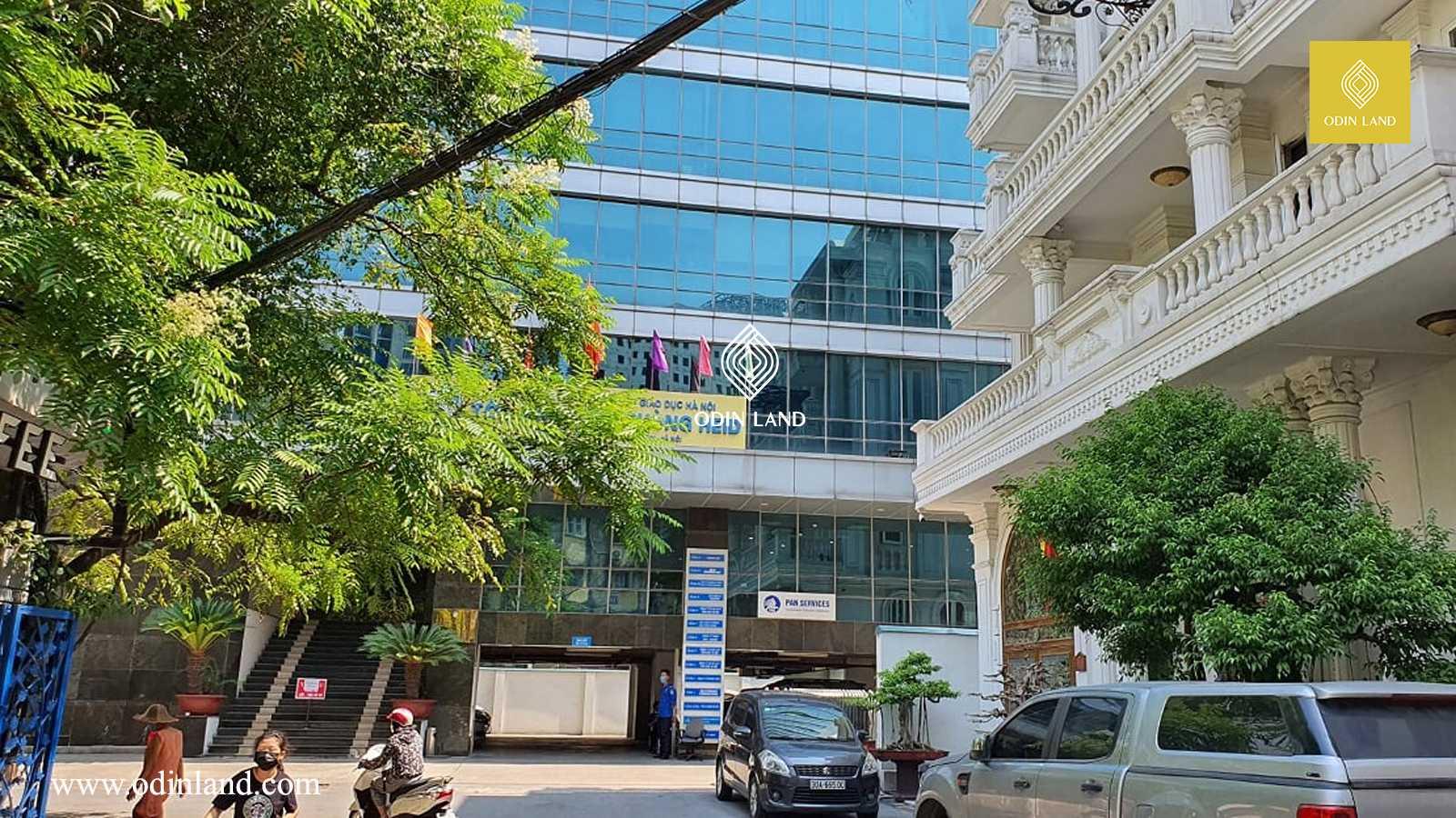 Van Phong Cho Thue Toa Nha Heid Building 1