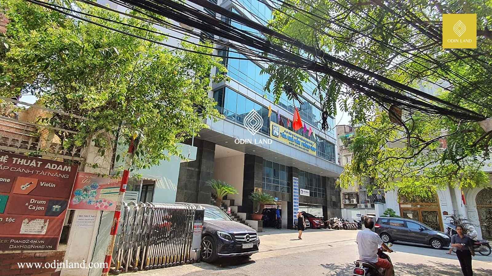 Van Phong Cho Thue Toa Nha Heid Building 5