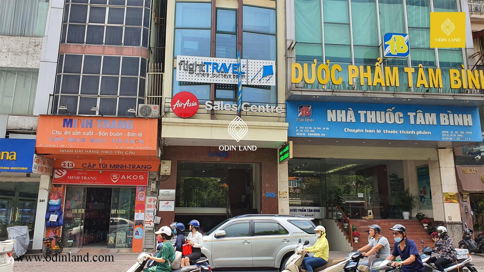 Van Phong Cho Thue Toa Nha Lasi 8