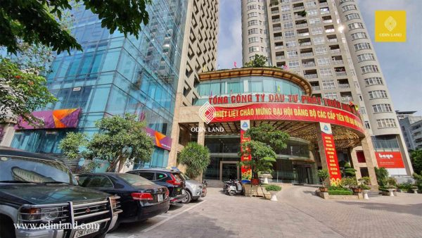 Van Phong Cho Thue Toa Nha Mhdi Complex Tower 1