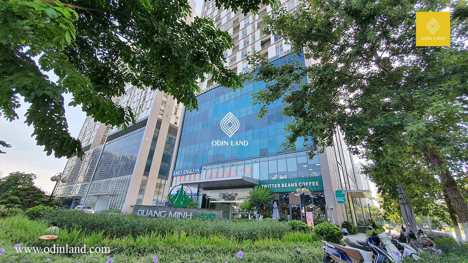 Van Phong Cho Thue Toa Nha Quang Minh Tower 8