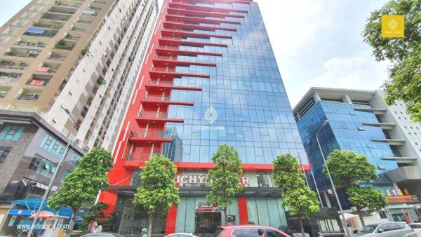 Van Phong Cho Thue Toa Nha Ricky Tower 4