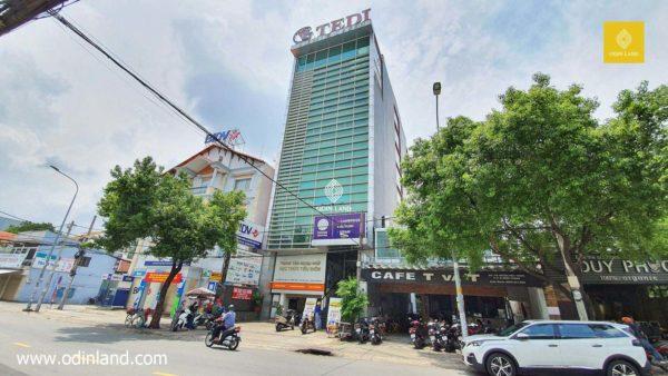 Van Phong Cho Thue Toa Nha Tedi Building (2)