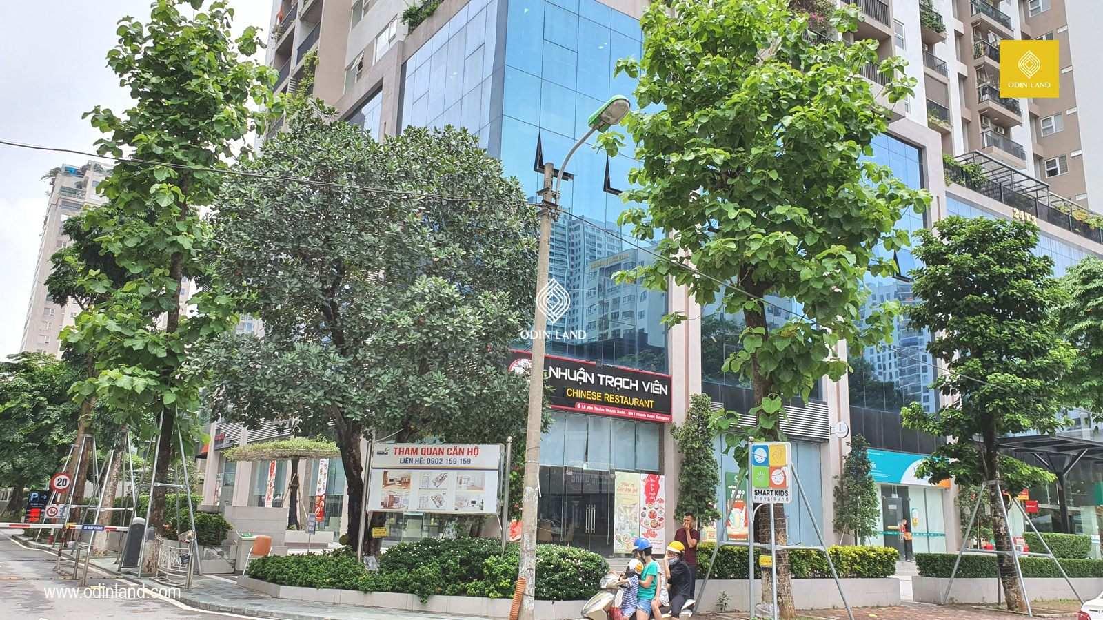 Van Phong Cho Thue Toa Nha Thanh Xuan Complex 5
