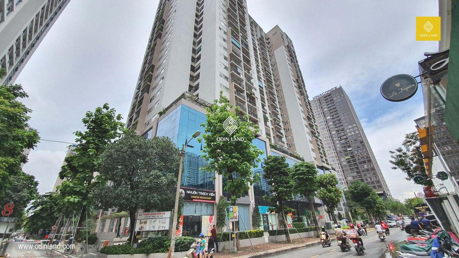 Van Phong Cho Thue Toa Nha Thanh Xuan Complex 6
