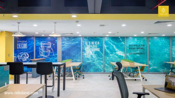 Văn phòng chia sẻ Rilex Coworking Bà Huyện Thanh Quan