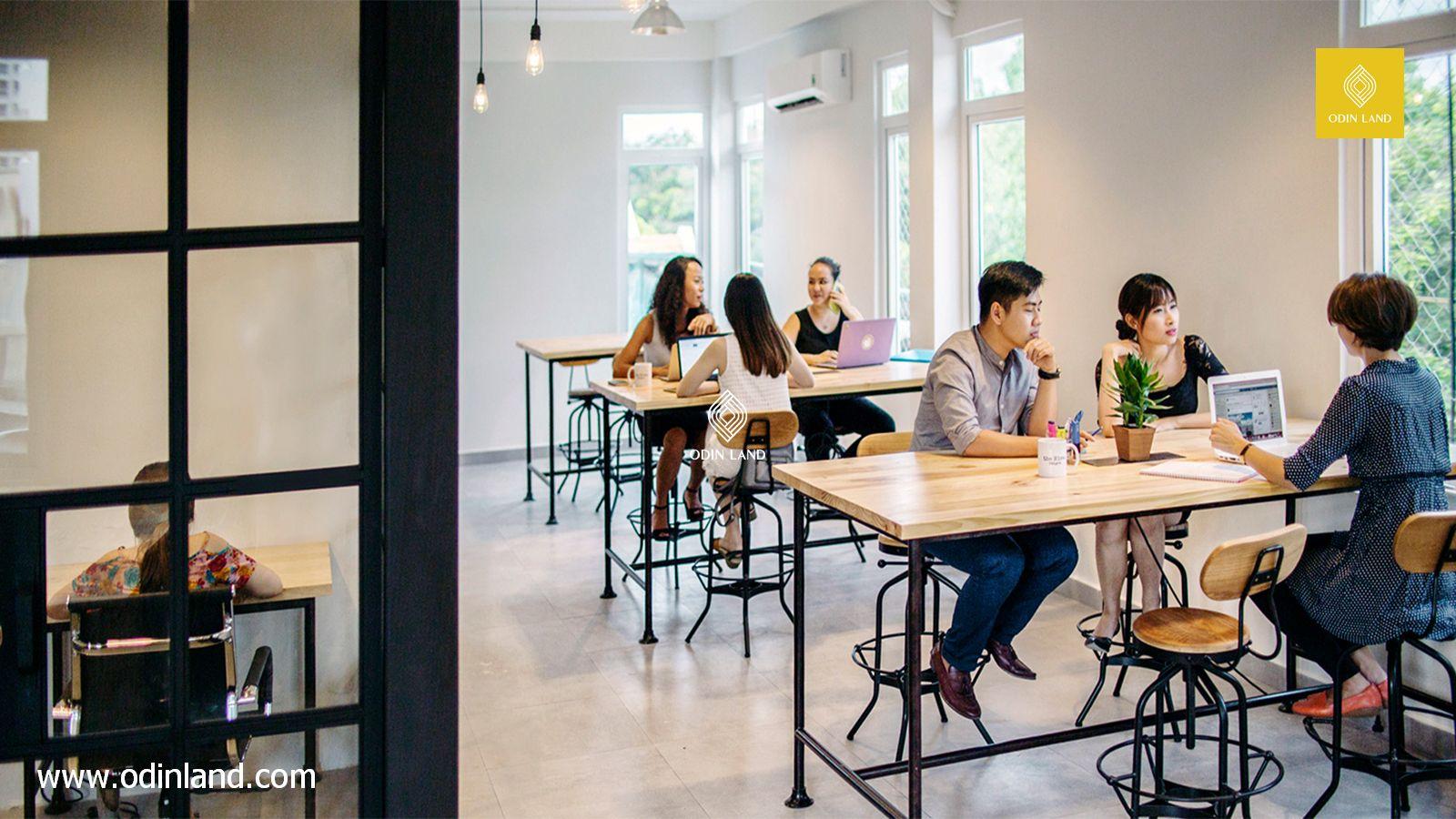Văn phòng chia sẻ The Hive Coworking Thảo Điền