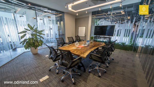 Văn phòng chia sẻ Toong Oxygen Coworking Xa Lộ Hà Nội