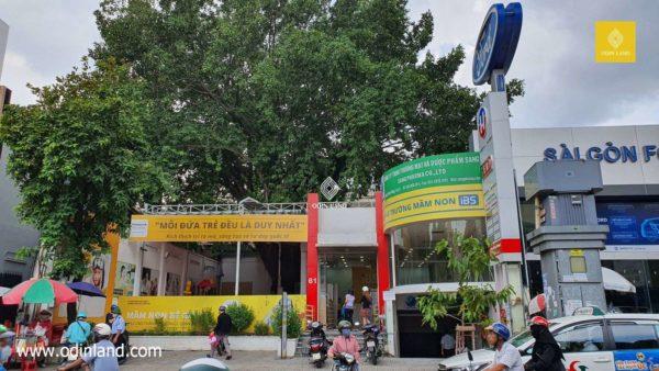 Văn phòng cho thuê tòa nhà Phúc Thịnh Building