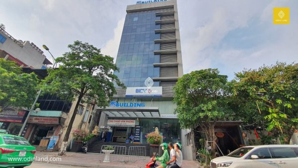 Van Phong Cho Thu Toa Nha Ngoc Khanh Building (2)