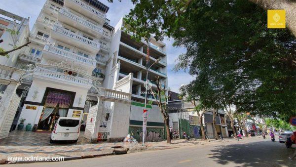 Văn phòng cho thuê tòa nhà 100 Xuân Thủy