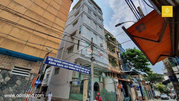 Văn phòng cho thuê tòa nhà 39 Đinh Công Tráng Building