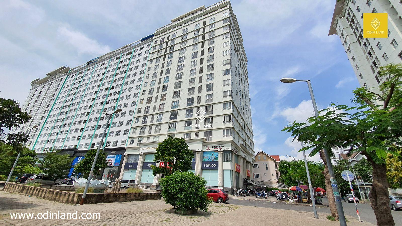 Van Phong Cho Thue Toa Nha Silland Tower (2)