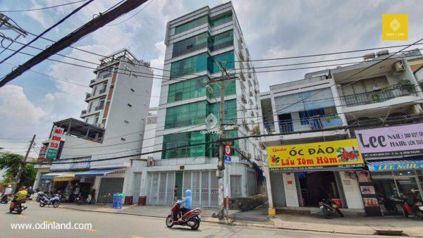 Văn phòng cho thuê tòa nhà Bùi Đình Túy Building