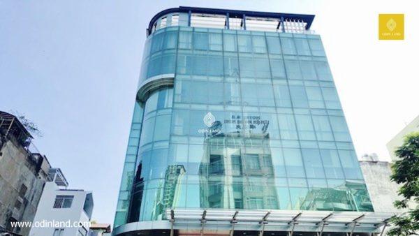 Văn phòng cho thuê tòa nhà Đại Thanh Bình Building