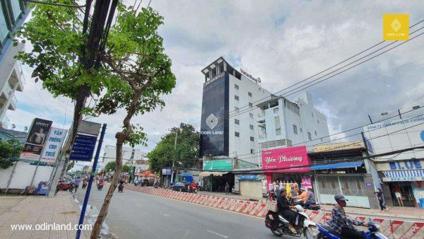 Văn phòng cho thuê tòa nhà Hemera Building Huỳnh Tấn Phát