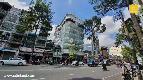 Văn phòng cho thuê tòa nhà Hiếu Nghĩa Building