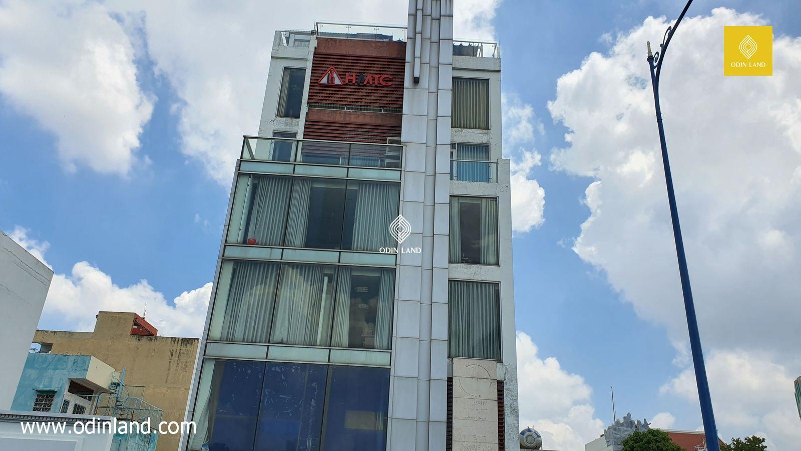 Văn phòng cho thuê tòa nhà HMTC Building