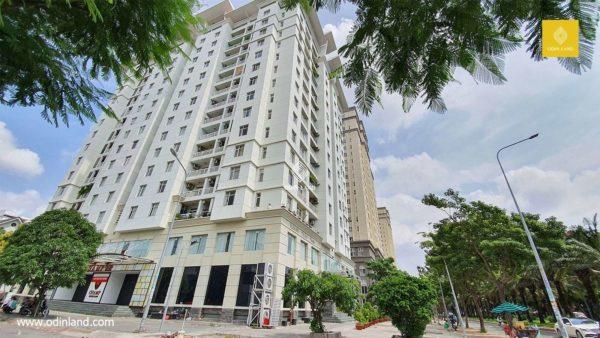 Văn phòng cho thuê tòa nhà Hoàng Tháp Plaza
