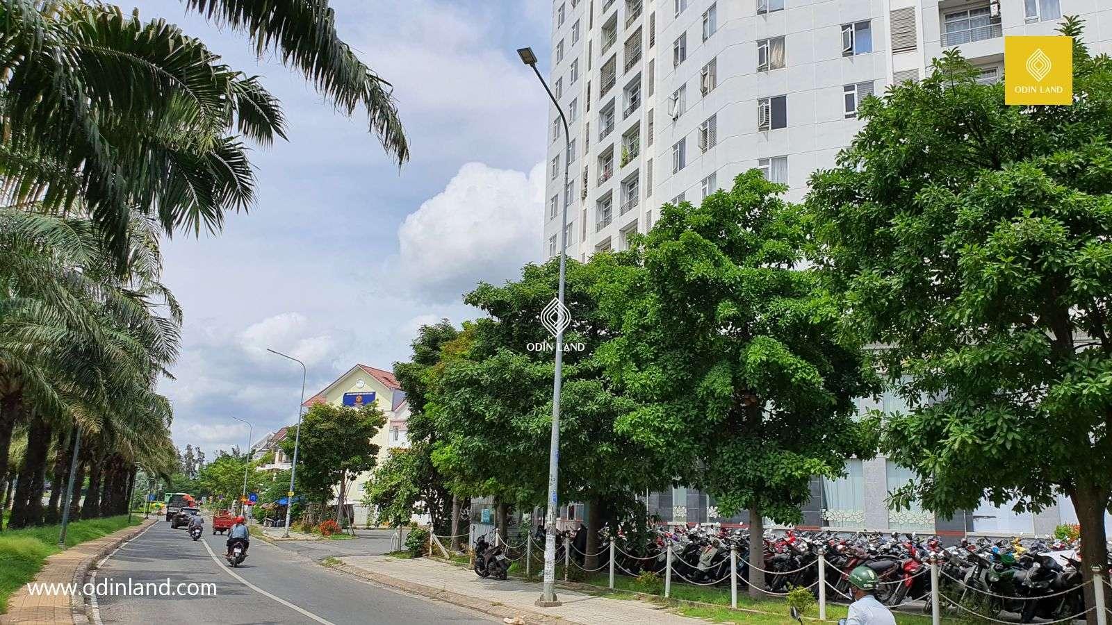 Van Phong Cho Thue Toa Nha Hong Linh Plaza 4