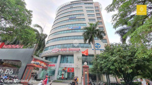 Van Phong Cho Thue Toa Nha Htp Building 4