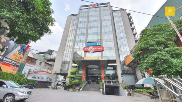 Van Phong Cho Thue Toa Nha Kham Thien Building 2