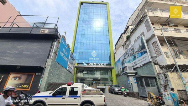 Văn phòng cho thuê tòa nhà Pax Sky Đề Thám