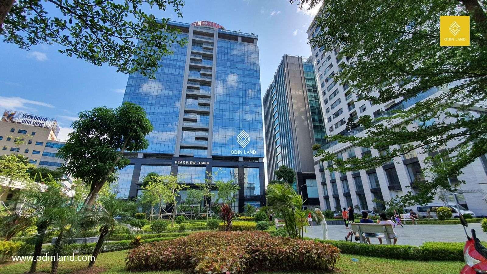 Van Phong Cho Thue Toa Nha Peakview Tower 4