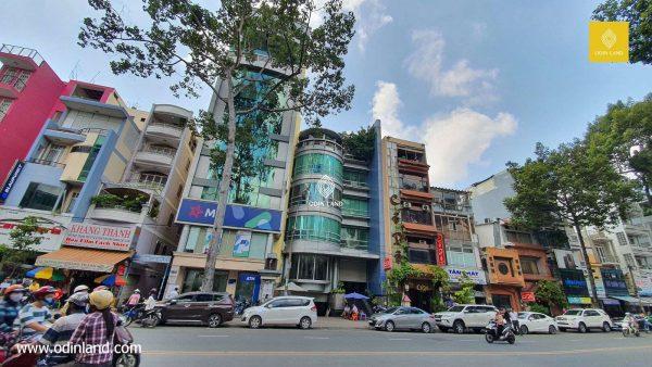 Văn phòng cho thuê tòa nhà Phát Đạt Building