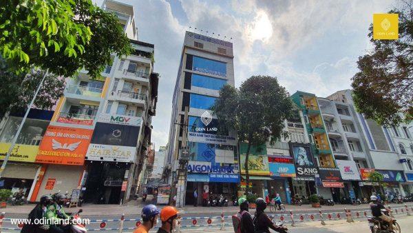 Văn phòng cho thuê tòa nhà Saigonbank Building Khánh Hội