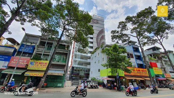 Văn phòng cho thuê tòa nhà Samco Building